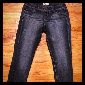 Jolt jeans Inseam approx 30""